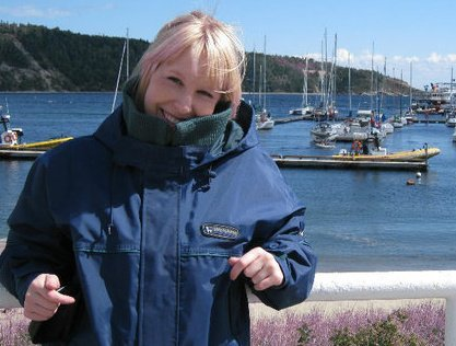 Interview with a Brit living in Canada: Helen